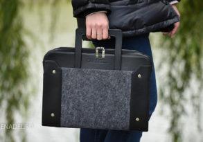 Новые мужские портфели!